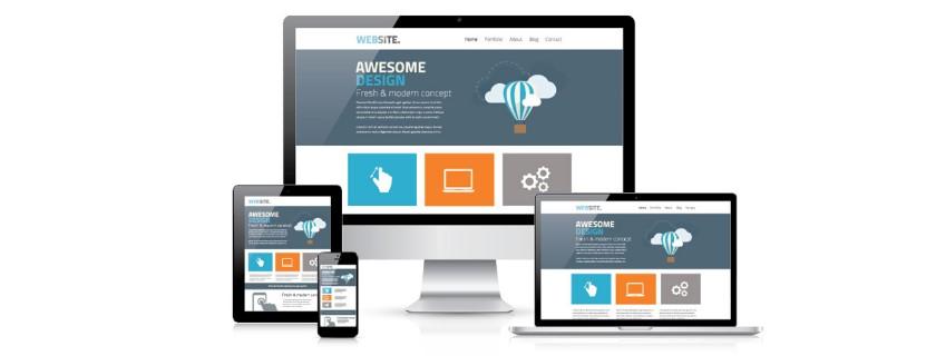 responsive Webdesign, Template-Entwicklung, Template-Anpassungen: www.netfuchs.ch