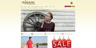 Verwendet die shoCo Shopschnittstelle der netfuchs gmbh in Interlaken:www.alpaca-onlineshop.com