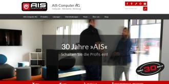 Referenz Webdesign Interlaken: AIS-Computer AG, Interlaken