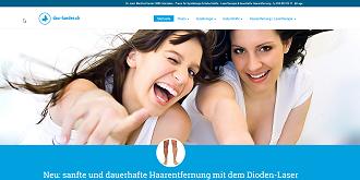 Referenz Webdesign Interlaken: www.doc-harder.ch