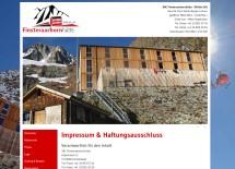 Referenz Webdesign netfuchs gmbh: SAC Finsteraarhornhütte