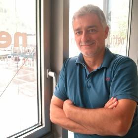 Rolf Fuchs, Geschäftsführer, Programmierer und Entwickler bei der netfuchs gmbh in Interlaken/Schweiz